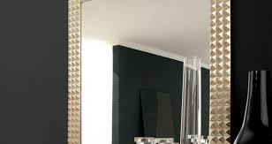 Bathroom Mirror Frame Ideas Mirror Mirror Framed Mirrors Inviting Beveled Mirror Framed
