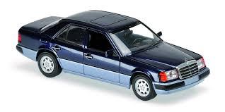 mercedes 230e minichs maxichamps 1 43 mercedes 230e 1991 blue