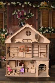 Best 25 Doll House Plans by Best 25 Large Wooden Dolls House Ideas On Pinterest Doll House