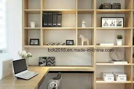Particle Board Bookcase China Fashion Modern Moistureproof Particleboard Bookcase Bk 11