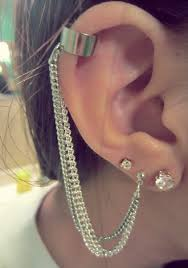 what is ear cuff diy ear cuff i for shits giggles