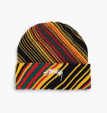 Dsc 0403 Jpg Stussy Tribe Striped Cuff Beanie Gelb Beanies 132860 1706
