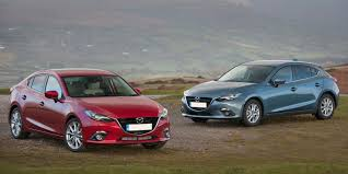 types of mazda cars mazda 3 and 3 fastback colours guide u0026 prices carwow