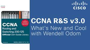 ccna r u0026s v3 0 what u0027s new and cool with wendell odom youtube
