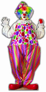 clowns for a birthday party party clown birthday party lifesize cardboard cutout