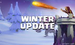 clash of clans december 2016 update the winter update is here