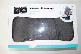 ersatzteile abc design abc komfort sitzeinlage mit verkleinerer liegekeil grau
