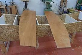 building a scamp sailboat building the centreboard case