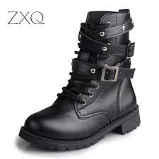 womens motorcycle boots sale sale fashion motorcycle boots vintage rivet