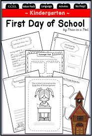 best 25 kindergarten first day ideas on pinterest first days of