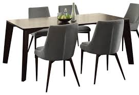 homelegance fillmore dining table in espresso dining tables by