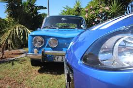 renault gordini r8 father u0026 son renault clubs of south africa
