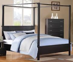 black canopy bed u2013 interior rehab