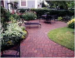 backyards cozy 25 best ideas about backyard pavers on pinterest