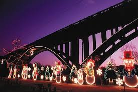 experience what a branson christmas is like thousandhills com