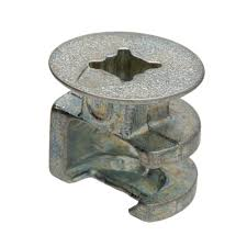 Furniture Connector Fasteners Hardware The Home Depot - Kitchen cabinet connectors