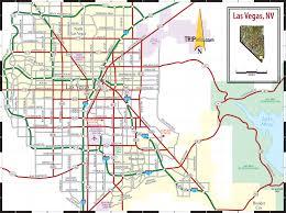 Mbta Map Pdf by Map Of Las Vegas Nv My Blog