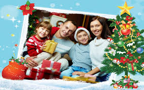 christmas photo frames android apps on google play