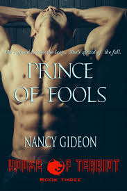 spirit halloween niles ohio bewitching book tours now on tour prince of fools by nancy gideon
