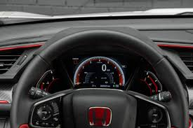 honda civic test drive 2018 honda civic type r cool hunting