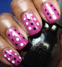 22 fine polka dot nail art designs u2013 slybury com