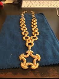 pauline rader necklace pauline rader necklace with stones ebay vintage costume