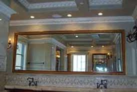 Custom Bathroom Mirror Mirrors