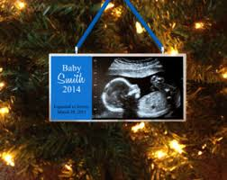 ultrasound ornament etsy