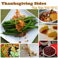 kid friendly thanksgiving side dish recipes smart for