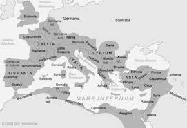 Map Of The Roman Empire Roman Empire Seek The Truth