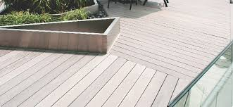 composite and plastic decking product in review architecture