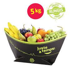 livraison de fruits au bureau panier fruits 5kg achat pas cher