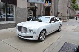 bentley miami 2013 bentley mulsanne stock b337 s for sale near chicago il