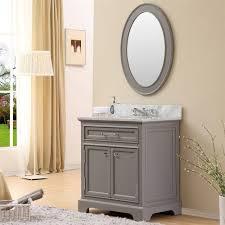 Bathroom Vanity Single Sink by Water Creation Derby 30 Derby 30 Single Sink Bathroom Vanity With