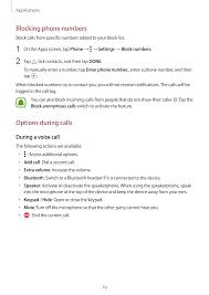 manual samsung galaxy s7 edge android 7 0 call guides