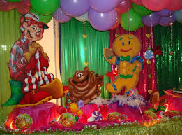 great decorations for candyland theme decor furniture