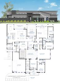 house plans courtyard contemporary courtyard house plan 61custom modern house plans