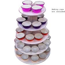 5 tier cupcake stand white 5 tier cupcake stand tower