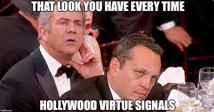 Vince Vaughn Meme - mel gibson and vince vaughn not impressed imgflip