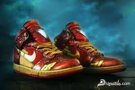Nike Light Iron Man Nikes Light Up Like Tony Stark U0027s Arc Reactor