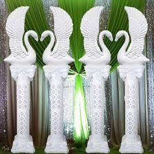 wedding arches and columns for sale wedding columns ebay