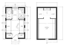 micro house plans home office