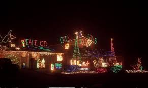 Christmas Lights Ditto 30 Households Proven To Be God Awful At Holiday Decorating Curbed