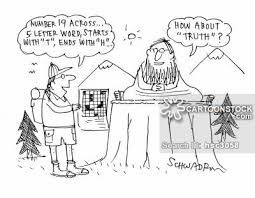 crossword clue cartoons and comics funny pictures from cartoonstock