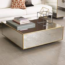 cube coffee table cleo prev glass top with translucent and chrome