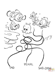tad pearl sheldon coloring page free printable coloring pages