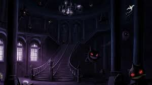 spooky wallpapers dark spooky wallpaper background 1920 x 1080 ghost pokemon wallpaper group 66