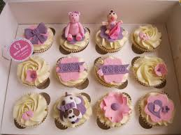 baby shower cupcakes girl new baby girl cupcakes
