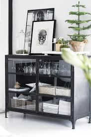 black cabinet with glass doors the little black cabinet buffet cabinet glass doors and buffet