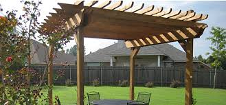 Lattice Patio Covers Do Yourself Wood Patio Covers